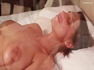 Russian Milf Juliet In Deep Massage And Anal