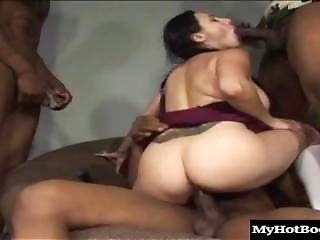 Giggles Is A White Whore With Big Natural Tits And A Taste For