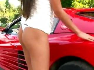 Girls and Cars 3 - Scene 4 - DDF Productions