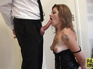 Milf Submissive Throated