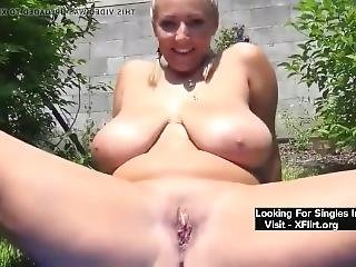 Busty Wife_with_very_big_natural_boobs Fucked Her Neighbor