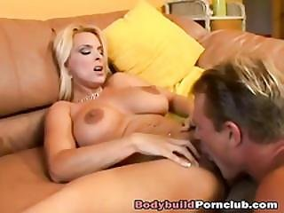 Busty Babe Holly Halston Loves Hardcore Sex