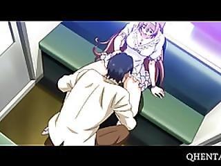 Anime Gf Banged Hard In A Roller Coaster