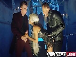 Nevermore Episode 4 Alyssa Divine%2C Danny D %26 Nacho Vidal