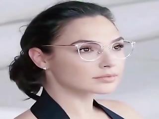 Gal Gadot Sexy Glasses 2