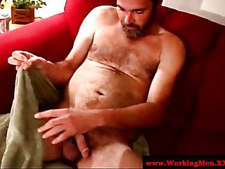 Bear, Biker, Blowjob, Collar, Dick, Gay, Hairy, Mature, Rough, Sex