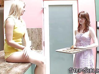 Stepsister Teens Sixynine
