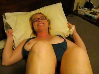 Curvy Little Mel Showing Off