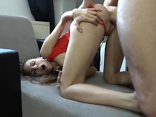 Dripping Huge Creampie Load