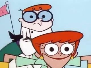 Dexter Rides His Mom