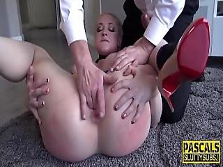 Squirting Dominated Slut