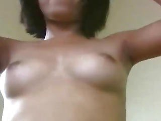 Amateur Asian Gets Her Pussy Spattered In Cum