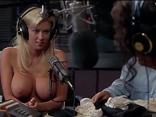 Jenna Jameson - Naked In A Radio Studio - Private Parts (1997)