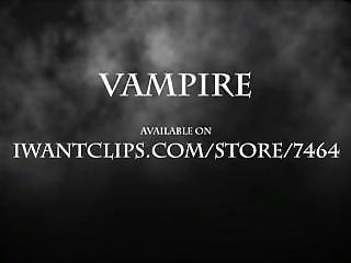 fetiche, pov, remolque, vampira