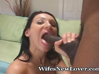 Pussy Is Wet For Black