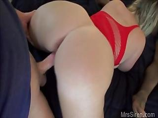 Hubby Takes Over For Limp Bbc