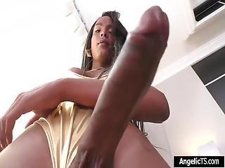 stor sort cock, sort, deepthroat, kneppe, shemale