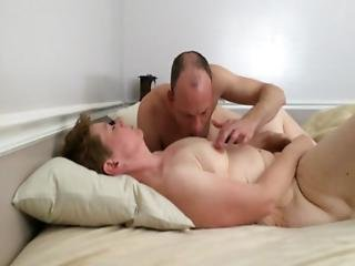 New Wife Fucked Missionary And Doggy After Masturbating