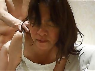 Amateur, Cream, Creampie, Fucking, Horny, Japanese, Lingerie, Milf, Moaning