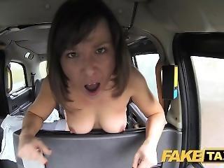 Fake Taxi Driver Enjoys A Good Milf Arse Rimming