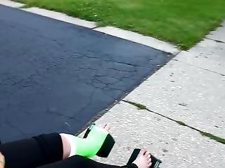 Green Slc, Sac Wheelchair