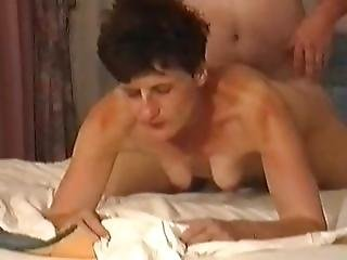 Hairy Mature Turkish Lady With Small Empty Saggy Boobs.