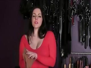 Mistress Teaches You To Dress Like A Girl
