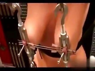 Anita Tit Torture
