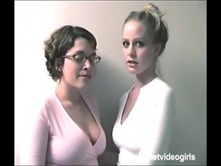 Two 18yo Amateurs Try Porn For 1st Time