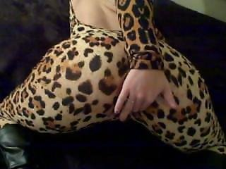 Hot Teen Pussy And Ass In Cat Costume!!! (part1)