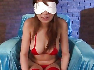 Dashing Beauty In Red Underware,menacing Natsuki Shino,fearsome Fantastic Toy Porn