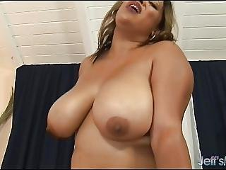 Plus Sized Babe Fucks A Nasty Dude