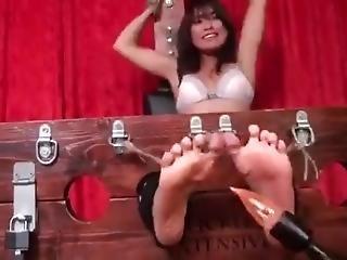 Tia  Tickle Torture