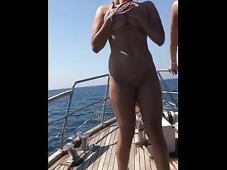 Pornstars Boat Party...