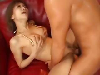 Horny Asian Girl Fucked Squirts Hard