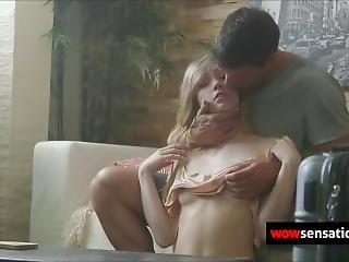 Poor Sister Fucked Hard By Evil Brother