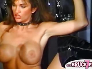 Lesbian Strapon Fucks Ass