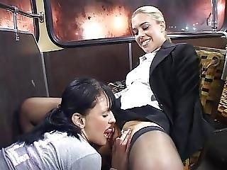 Kinky British Lesbians