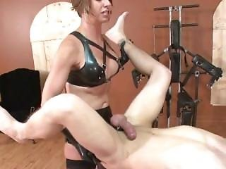 Brianna Beach Take Her Slave From Behind