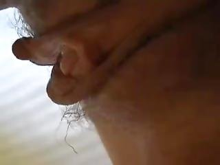 Mary From Dates25.com - Homemade Amateur Close Up With Cumshot