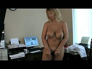 join told all amateur busty mature blonde milf consider, that