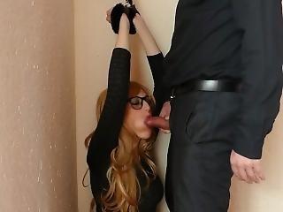 Submissive Blowjob
