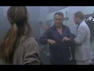 아마추어, 소년, 브루 넷의 사람, 유명 인사, 프랑스의, 샤워