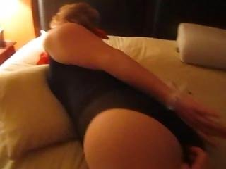 Abducted Woman Bound Gagged In Pantyhose