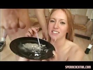 Top 100 Swallows From Spermcocktail: #15 - #11 Cumshots Only