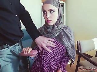 Arab Muslim Teen Masturbates First Time I Think She Like To Gargle And