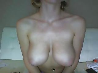 My Blond Friend Masturbating To Me