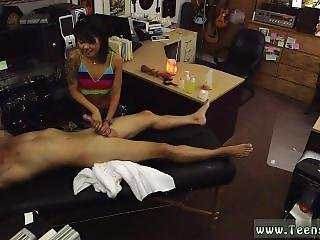 Chloe Foster Asian And Public Agent Claire Gym Me Love You Long Time!
