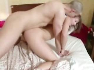 Cute Virgin Sister Get First Time Fuck and Facial by Big Dick