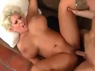 Busty Mother Fucks The Dog Trainer